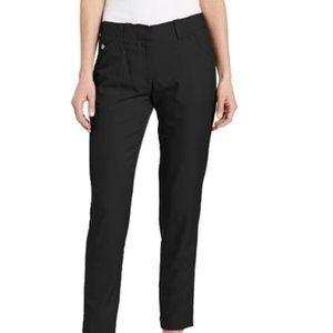 PGA Tour Black Cropped Pants - Size 8 - NWT